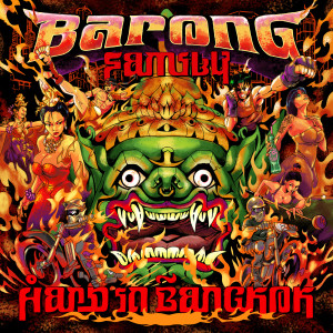 [Cover] Barong Family - Hard In Bangkok